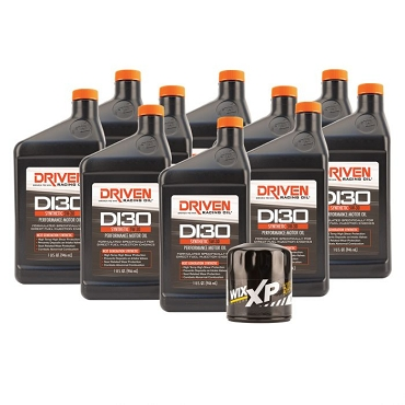 DI30 Oil Change Kit for Gen V GM LT1 & LT4 Engines (2014- Present) w/ 10 Qt Oil Capacity