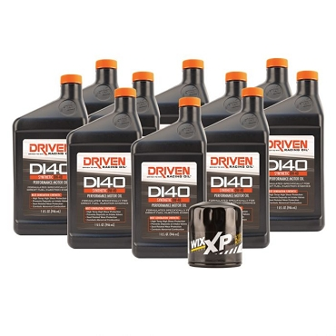 DI40 Oil Change Kit for 2019 Gen V GM LT1, LT4, & LT5 Engines w/ 10 Qt Oil Capacity