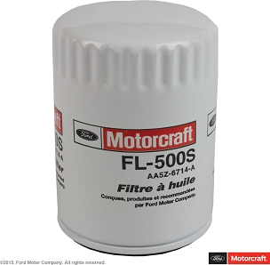 5.0 Coyote Motorcraft Engine Oil Filter