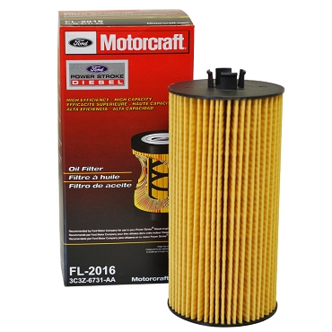 6.0/6.4 Powerstroke Motorcraft Engine Oil Filter