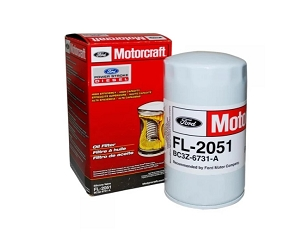 6.7 Powerstroke Motorcraft Engine Oil Filter