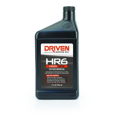 HR-6 High Zinc Synthetic 10w-40 Quart
