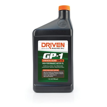 GP-1 Synthetic Blend 20W-50 - Quart