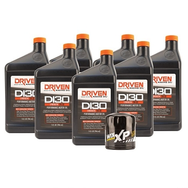 DI30 Oil Change Kit for 2014-2018 Corvette Stingray GM LT1 Engine w/ 7 Qt Oil Capacity