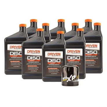 DI50 Track Pack Oil Change Kit for Gen V GM Engines (2014-Present) w/10 Qt Oil Capacity