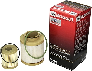 6.0 Powerstroke OEM Fuel Filter Kit