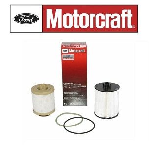 6.4 Powerstroke OEM Fuel Filter Kit