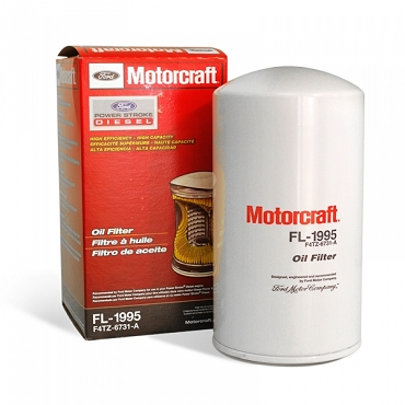7.3 Powerstroke Motorcraft Engine Oil Filter