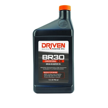 BR30 Break In Oil Quart (5w-30)