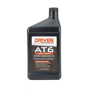 Driven Racing AT6 Synthetic Dex 6 Auto. Transmission Fluid - Quart