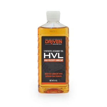HVL - High Viscosity Lubricant - 8 oz bottle